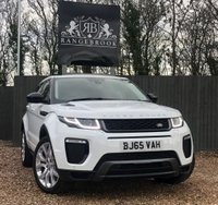 2015 LAND ROVER RANGE ROVER EVOQUE 2.0 TD4 HSE DYNAMIC 5dr AUTO £27599.00