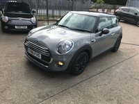 2016 MINI HATCH COOPER 1.5 COOPER 3d AUTO 134 BHP £14499.00