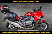 USED 2010 60 HONDA CBF1000 USED MOTORBIKE NATIONWIDE DELIVERY GOOD & BAD CREDIT ACCEPTED, OVER 500+ BIKES IN STOCK