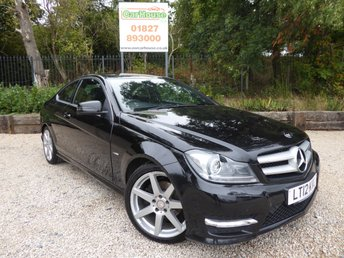 View our MERCEDES-BENZ C CLASS