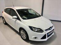 2012 FORD FOCUS 1.6 TITANIUM TDCI 115 5d 114 BHP £6995.00