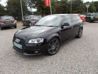 2009 AUDI A3 1.8 SPORTBACK TFSI S LINE SPECIAL EDITION 5d 158 BHP £SOLD