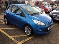 USED 2010 10 FORD KA 1.2 EDGE 3d 69 BHP