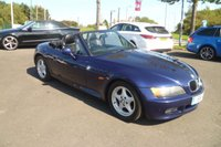 USED 1998 S BMW Z3 1.9 Z3 ROADSTER 2d 138 BHP FULL SERVICE HISTORY, ONE OWNER, 12 MONTHS MOT