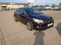 2014 CITROEN DS4 1.6 E-HDI AIRDREAM DSTYLE 5d 115 BHP £7995.00