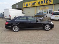 USED 2012 12 MERCEDES-BENZ E CLASS 2.1 E220 CDI BLUEEFFICIENCY EXECUTIVE SE 4d AUTO 170 BHP