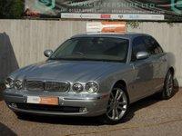 2006 JAGUAR XJ XJ SOVEREIGN 2.7 SPORT V6 4d AUTO 240 BHP £6750.00