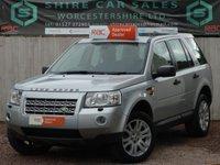 2008 LAND ROVER FREELANDER 2.2 TD4 HSE 5d AUTO 159 BHP £7250.00