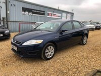 USED 2010 60 FORD MONDEO 2.0 EDGE TDCI 5d 138 BHP
