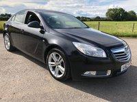 2011 VAUXHALL INSIGNIA 2.0 SRI NAV CDTI 5d AUTO 158 BHP £5995.00