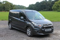 2015 FORD TRANSIT CONNECT 1.6 240 LIMITED P/V 1d 114 BHP £10000.00