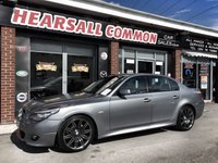 USED 2009 59 BMW 5 SERIES 2.0 520D M SPORT BUSINESS EDITION 4d 175 BHP