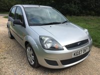 2007 FORD FIESTA 1.4 STYLE CLIMATE 16V 5d 78 BHP £3490.00