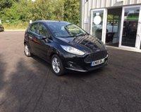 USED 2015 65 FORD FIESTA 1.0 ZETEC ECOBOOST AUTOMATIC (100ps) THIS VEHICLE IS AT SITE 1 - TO VIEW CALL US ON 01903 892224