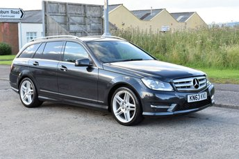 2013 MERCEDES-BENZ C CLASS 3.0 C350 CDI BLUEEFFICIENCY AMG SPORT 5d AUTO