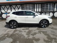 USED 2016 65 NISSAN QASHQAI 1.5 N-CONNECTA DCI 5d 108 BHP