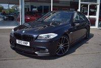 2013 BMW 5 SERIES 2.0 520D M SPORT 4d AUTO 181 BHP £16990.00
