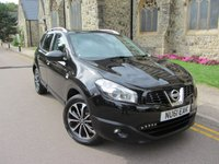 USED 2011 61 NISSAN QASHQAI+2 2.0 N-TEC PLUS 2 DCI 4WD 5d 148 BHP SEVEN SEATS & PANORAMIC ROOF