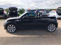 USED 2015 15 MINI ROADSTER 1.6 COOPER S 2d 181 BHP