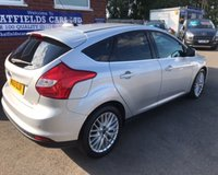 USED 2013 13 FORD FOCUS 1.0 ZETEC 5d 99 BHP PRE REG AND ONE OWNER, ONLY 33K MILES