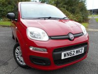 2012 FIAT PANDA 1.2 POP 5d 69 BHP  ** £30 ROAD TAX , ONLY 2 OWNERS WITH ONLY 47K ** £3995.00