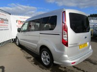 USED 2015 15 FORD GRAND TOURNEO CONNECT 1.6 TDCi Titanium 5dr 1 OWNER+FULL HISTORY+PAN ROOF