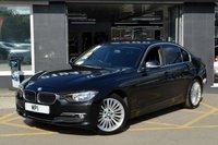 2013 BMW 3 SERIES 2.0 318D LUXURY 4d AUTO 141 BHP  £13295.00