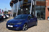USED 2016 16 PEUGEOT 308 1.6 BLUE HDI S/S GT LINE 5d 120 BHP