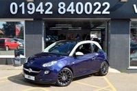 2015 VAUXHALL ADAM 1.4 GLAM 3d 85 BHP £7595.00