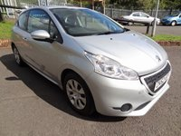 USED 2012 62 PEUGEOT 208 1.4 ACCESS PLUS HDI 3d 68 BHP 3 Months National Warranty - Free Road Tax - Excellent MOT August 2019
