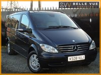 USED 2008 08 MERCEDES-BENZ VIANO 3.0 CDI LONG AMBIENTE 5d 202 BHP *GREAT SPEC AND VALUE FOR MONEY*