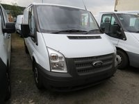 2012 FORD TRANSIT 100T 300 2.2TDCi SWB 6 SPEED VAN WITH AIR-CONDITIONING £7495.00