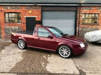 USED 2001 VOLKSWAGEN GOLF GOLF 2.8 V6 4MOTION CADDY PICKUP UTE CUSTOM SHOWCAR