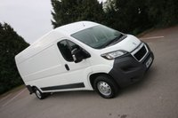 2015 PEUGEOT BOXER 2.2 HDI 335 L3H2 PROFESSIONAL 130 BHP + AIR CON  £SOLD