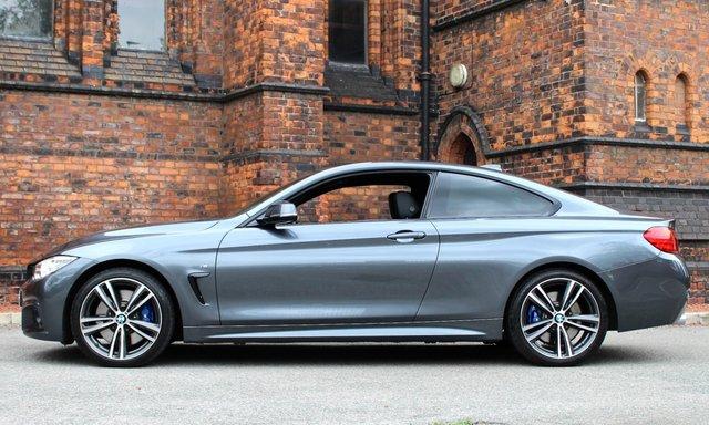 2013 63 BMW 4 SERIES 3.0 435I M SPORT 2d AUTO 302 BHP [M-PLUS]