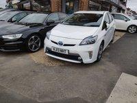 2013 TOYOTA PRIUS 1.8 PLUG-IN HYBRID 5d AUTO 99 BHP £12990.00