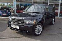 2011 LAND ROVER RANGE ROVER 4.4 TDV8 VOGUE 5d AUTO 313 BHP £20990.00