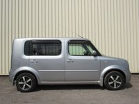 USED 2018 06 NISSAN CUBE 1.5 1d