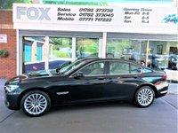 USED 2011 61 BMW 7 SERIES 3.0 730D SE 4d AUTO 242 BHP BMW 7 SERIES 3.0 730D SE 4d AUTO 242 BHP