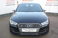 USED 2014 14 AUDI S3 2.0 TFSI S Tronic quattro 3dr BEST VALUE+HPI CLEAR+STUNNING!