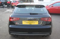 USED 2014 14 AUDI S3 2.0 TFSI S Tronic quattro 3dr WAS £18990 NOW A STEAL £16990