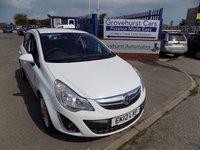 2012 VAUXHALL CORSA 1.4 SE 5d AUTO 98 BHP £7295.00