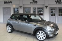 USED 2010 10 MINI HATCH COOPER 1.6 COOPER GRAPHITE 3d 122 BHP SERVICE HISTORY + PEPPER PACK + BLUETOOTH + AIR CONDITIONING + 15 INCH ALLOYS