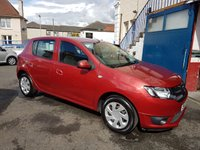 USED 2013 13 DACIA SANDERO 1.1 LAUREATE 5d 75 BHP Great Value Sandero
