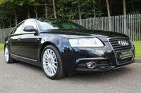 2010 AUDI A6 2.0 TDI S LINE 4d 168 BHP £5500.00