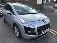 USED 2011 11 PEUGEOT 3008 1.6 EXCLUSIVE HDI 5d AUTO 112 BHP
