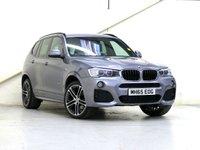2016 BMW X3 2.0 xDrive20D M Sport PLUS 5d Auto 188 BHP [HUGE SPEC] £23603.00