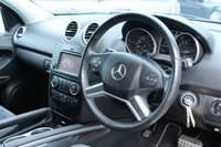 USED 2011 11 MERCEDES-BENZ M CLASS 3.0 ML350 CDI BLUEEFFICIENCY SPORT 5d AUTO 231 BHP