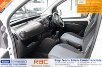 USED 2017 67 PEUGEOT BIPPER 1.2 HDI PROFESSIONAL 79 BHP *PEUGEOT WARRANTY UNTIL SEPT 2020*