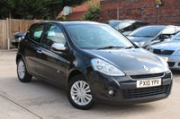 USED 2010 10 RENAULT CLIO 1.1 I-MUSIC TCE 3d 100 BHP **** IDEAL FIRST CAR ****